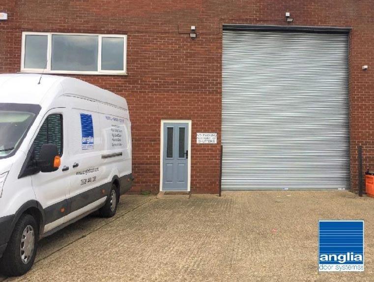 anglia door systems ltd installation
