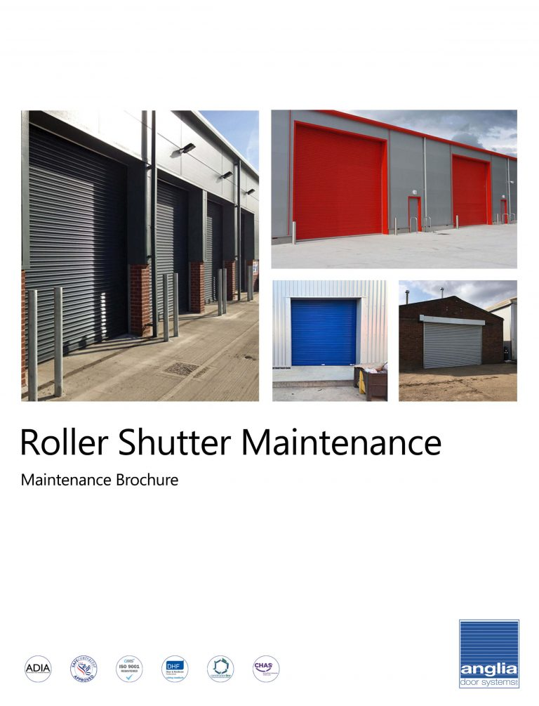 Industrial door brochure