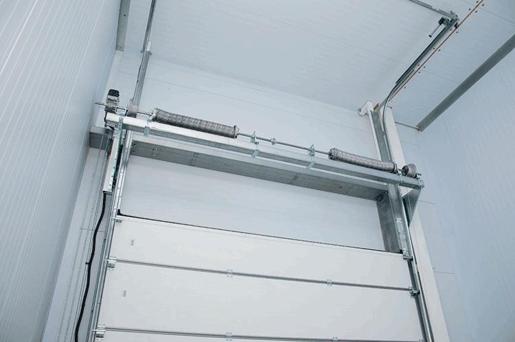 sectional door repair
