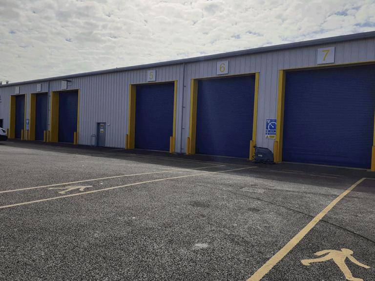 Anglia Door Systems Suffolk