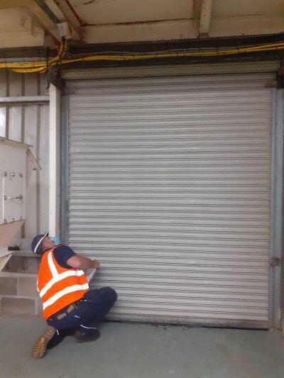 Installation survey Industrial Doors