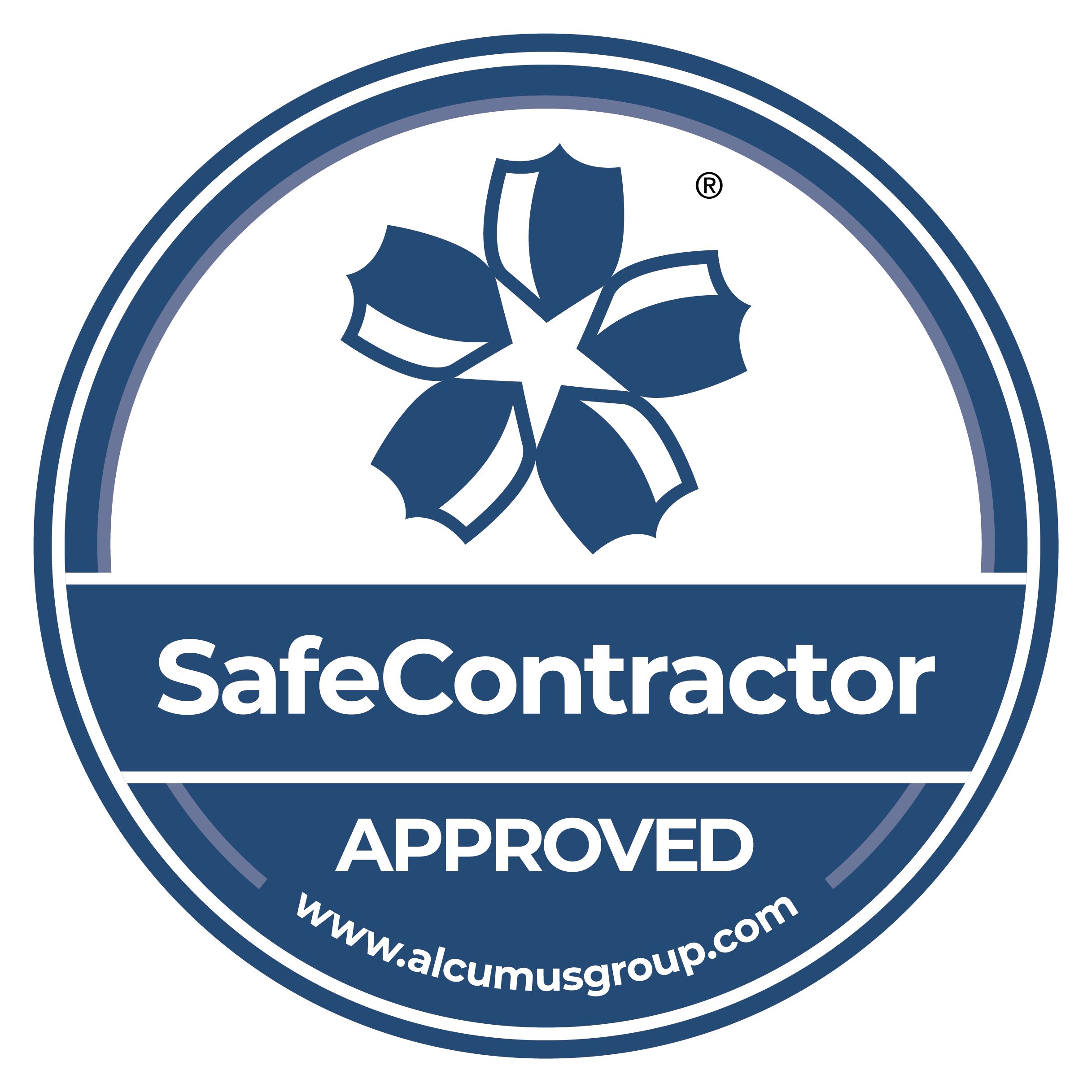 Safecontractor logo Anglia Door Systems Ltd