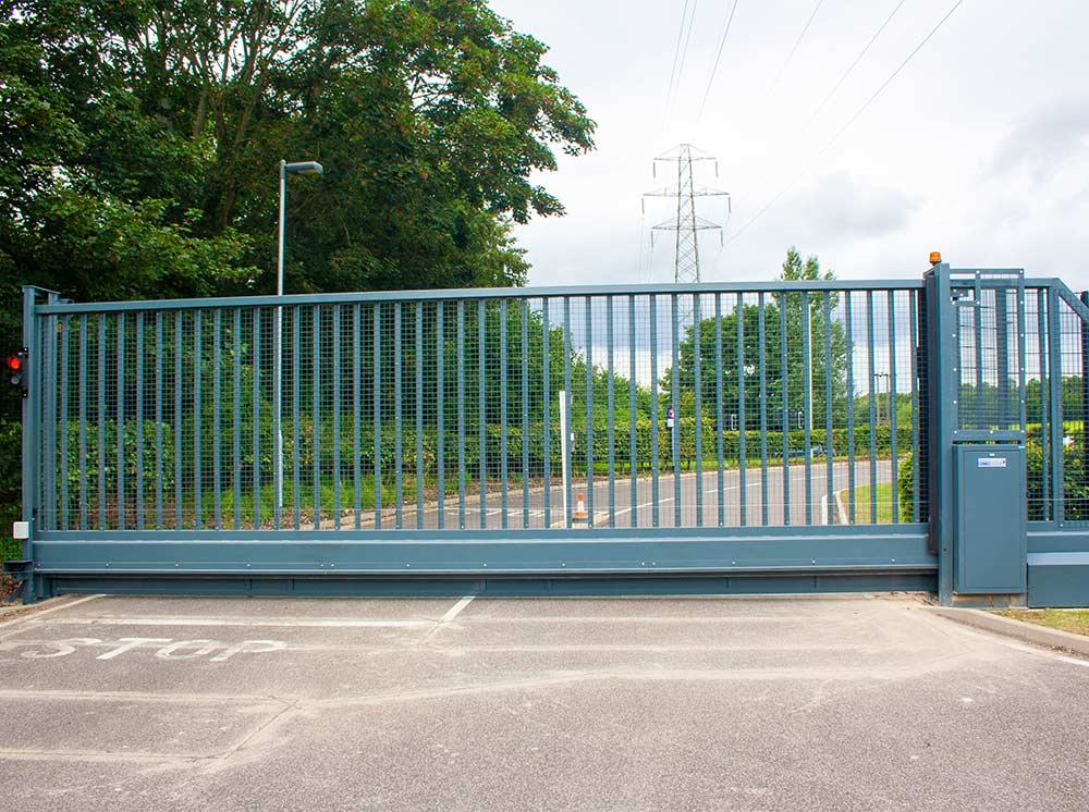 Sliding gate contract management